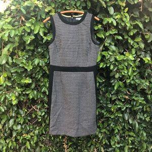 Boden Wool Tweed Sheath, size 6, EUC